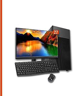 """PC Completo Intel Core i7, 8GB RAM DDR3, HD SSD 480GB, Monitor 27"""", Adaptador Wi-Fi, Teclado e Mouse"""