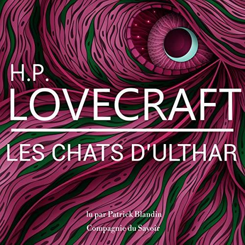 Couverture de Les chats d'Ulthar, une nouvelle de Lovecraft