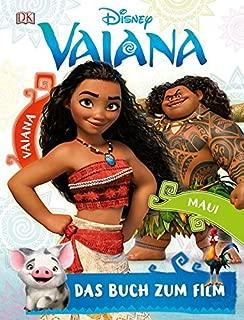Disney Vaiana: Das Buch zum Film