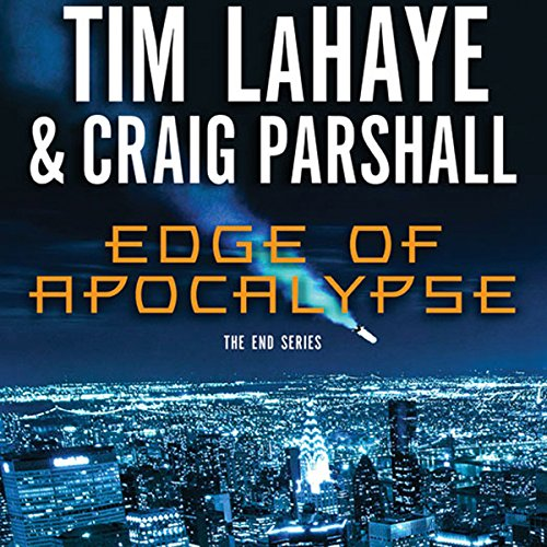 Edge of Apocalypse audiobook cover art