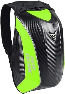 likeitwell Bolsa de Tortuga, Carbono Fibra Motocicleta