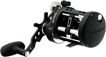 Daiwa Saltist H-C 6.1:1 Levelwind Right Hand Casting Fishing Reel - STTLW30H-C