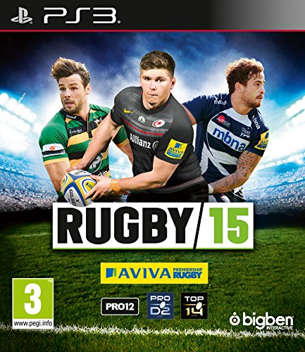 Rugby 15 (PS3)