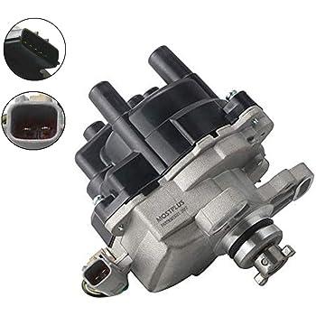 MOSTPLUS Ignition Distributor 22100-1E420 22100-1E400 for 1993-1995 Nissan Altima 2.4L