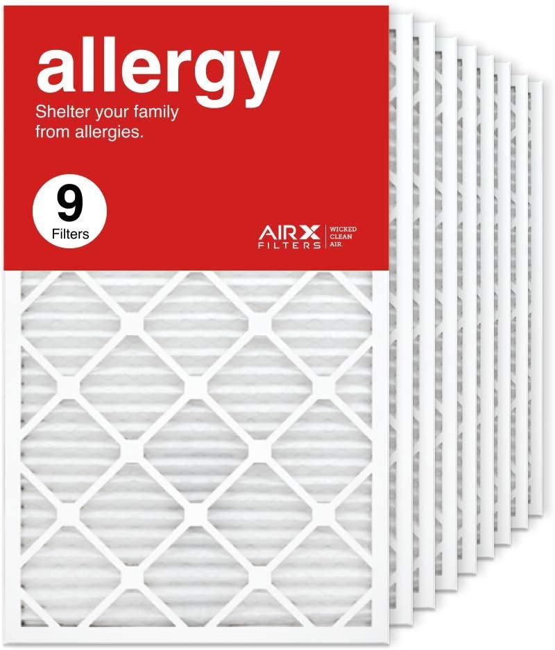 AIRx Factory outlet Filters 18x30x1 Air Filter MERV Limited time trial price Furnace 11 HVAC Pleated AC