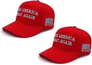 CHUNG الرجال النساء جعل أمريكا عظيمة مرة أخرى قبعة قابلة للتعديل قبعة ماجا الولايات المتحدة الأمريكية ، الحفاظ على أمريكا ...