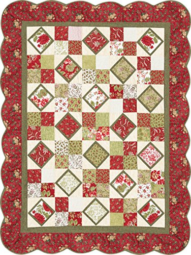 For Sale! Quilt in a Day How Charming Quilt Pattern