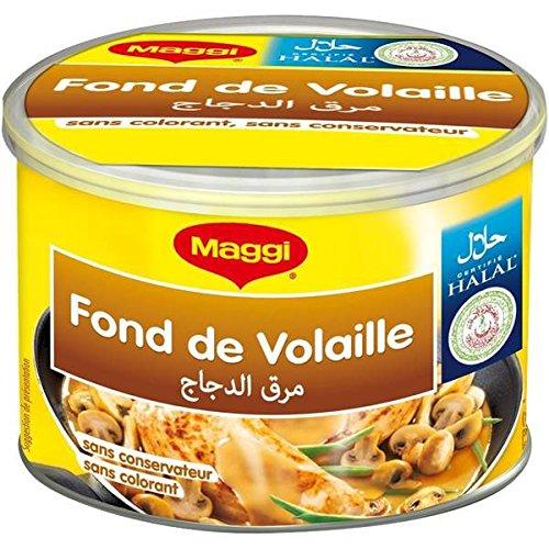 Maggi Halal Hühnerbrühe 110g - ( Einzelpreis ) - Maggi fond de volaille halal 110g