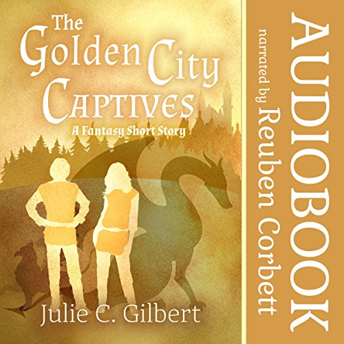 The Golden City Captives cover art