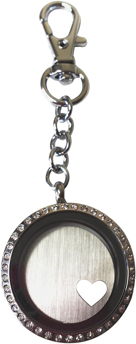 Savor The Memories Large 30mm Stainless Locket Popular Steel Floating Sales of SALE items from new works