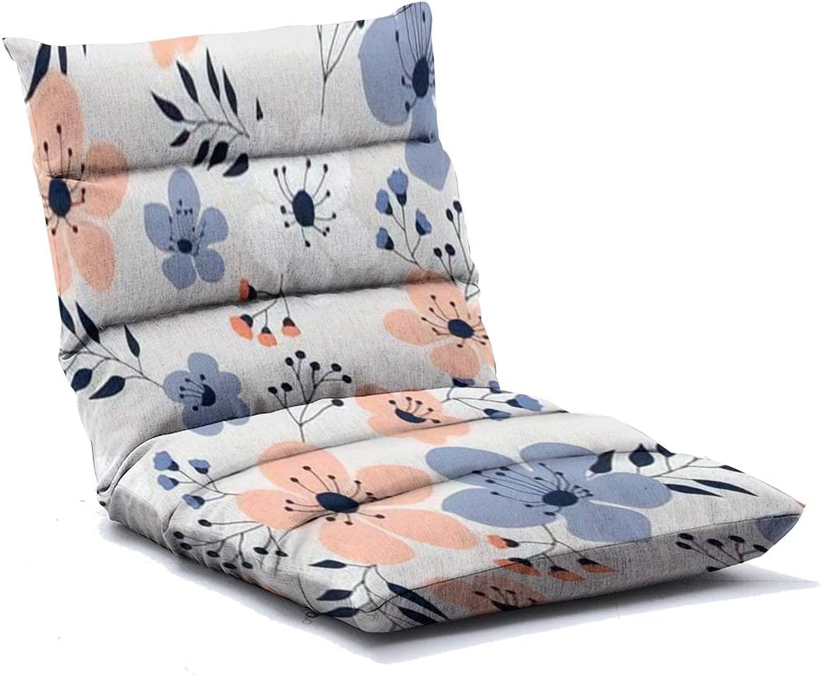Floor Lounger Spring Flowers store Seamless Patte Floral Pattern Cheap mail order specialty store Small