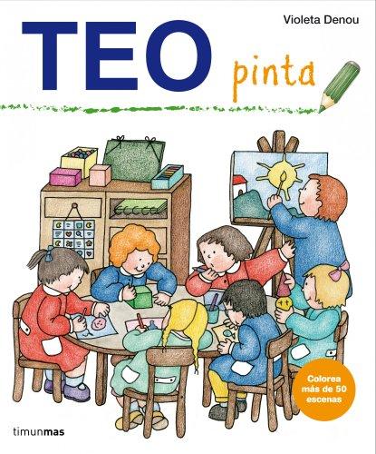 Teo pinta: Aprende con Teo