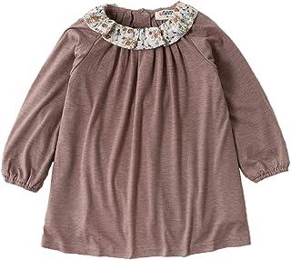 22755ea17e3 VIYOO Toddler Girl Long Sleeve Girls Dresses for Kids 2-7 Year Casual  Children Clothing