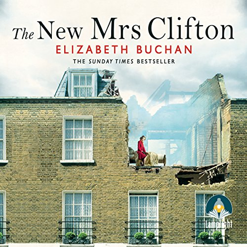 The New Mrs Clifton audiobook cover art
