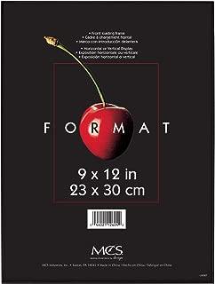MCS 9x12 Inch Format Frame, Black (12604)
