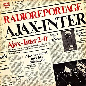 Radioreportage Ajax - Inter Milaan