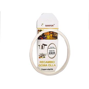 BRA A990932 - Junta-goma silicona para ollas a presión Bra y Monix ...