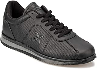 FORV 9PR Siyah Erkek Ayakkabı