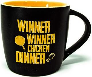 LeRageShirts Winner Winner Chicken Dinner Gamer Coffee Mug
