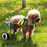 New! Two Wheels Adjustable Dog...
