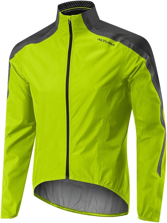 Altura Hiviz Yellow 2017 NV2 Cycling Jacket