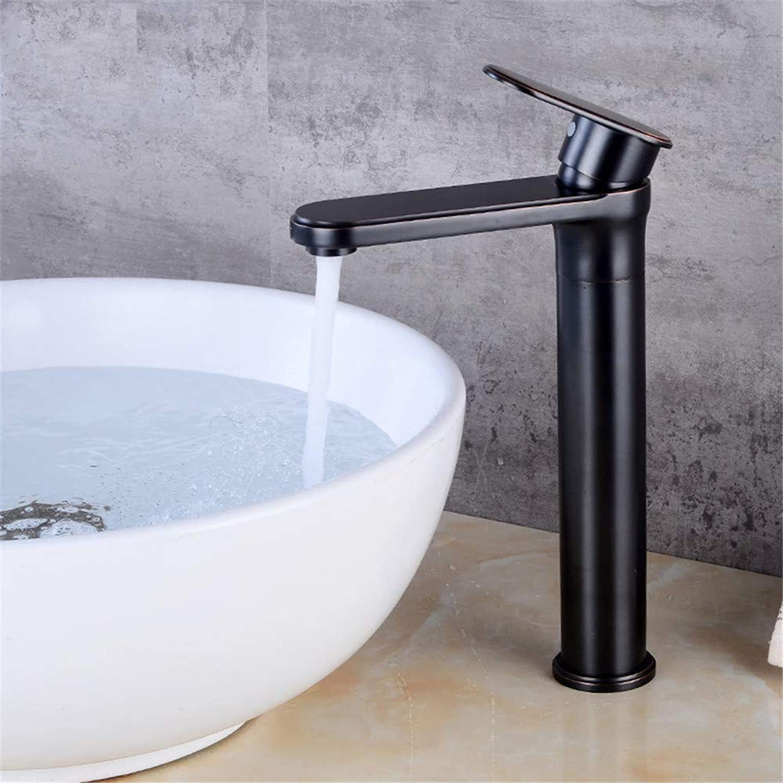 Wasserhahn Küche Waschbecken Badezimmer Schwarz Bronze 360 Grad über Theke Becken Wasserhahn Alle Kupfer heies und kaltes Wasser Becken Wasserhahn