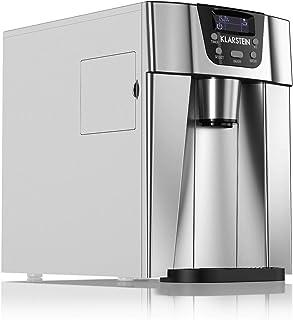 KLARSTEIN Ice Volcano 2G - Machines à glaçons, Ice maker, 12kg par jour, Fonction minuteur, Ecran LCD, 2 tailles, Réservoi...