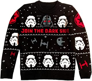 Star Wars Darth Vader Stormtroopers Ugly Christmas Sweater Kids Sweater