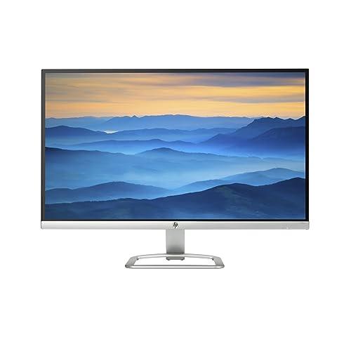 """HP 27es Ecran PC Full HD 27"""" Argent/Noir (IPS/LED, 68,58 cm, 1920 x 1080, 16:9, 60 Hz, 7 ms) (Ref: T3M86AA)"""