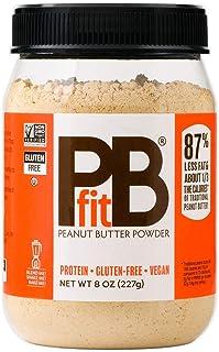 PBfit All-Natural Peanut Butter Powder, 227g (8oz)