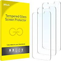 JETech Screen Protector Compatible with iPhone 13 Pro Max 6.7-Inch, Tempered Glass Film, 3-Pack