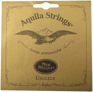 UKULELE STRING AQUILA NYLGUT BARITONE TUNING LOW D SINGLE 4TH STRING - 22U ,WHO#-MVOW382HRT10229