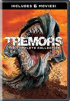 TREMORS 6MOV CL DVD