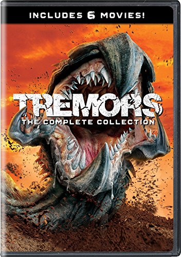 TREMORS 6MOV CL DVD