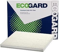 ECOGARD XC10020 Premium Cabin Air Filter Fits Nissan Altima, Pathfinder / Infiniti QX60 / Nissan Maxima, Murano / Infiniti JX35