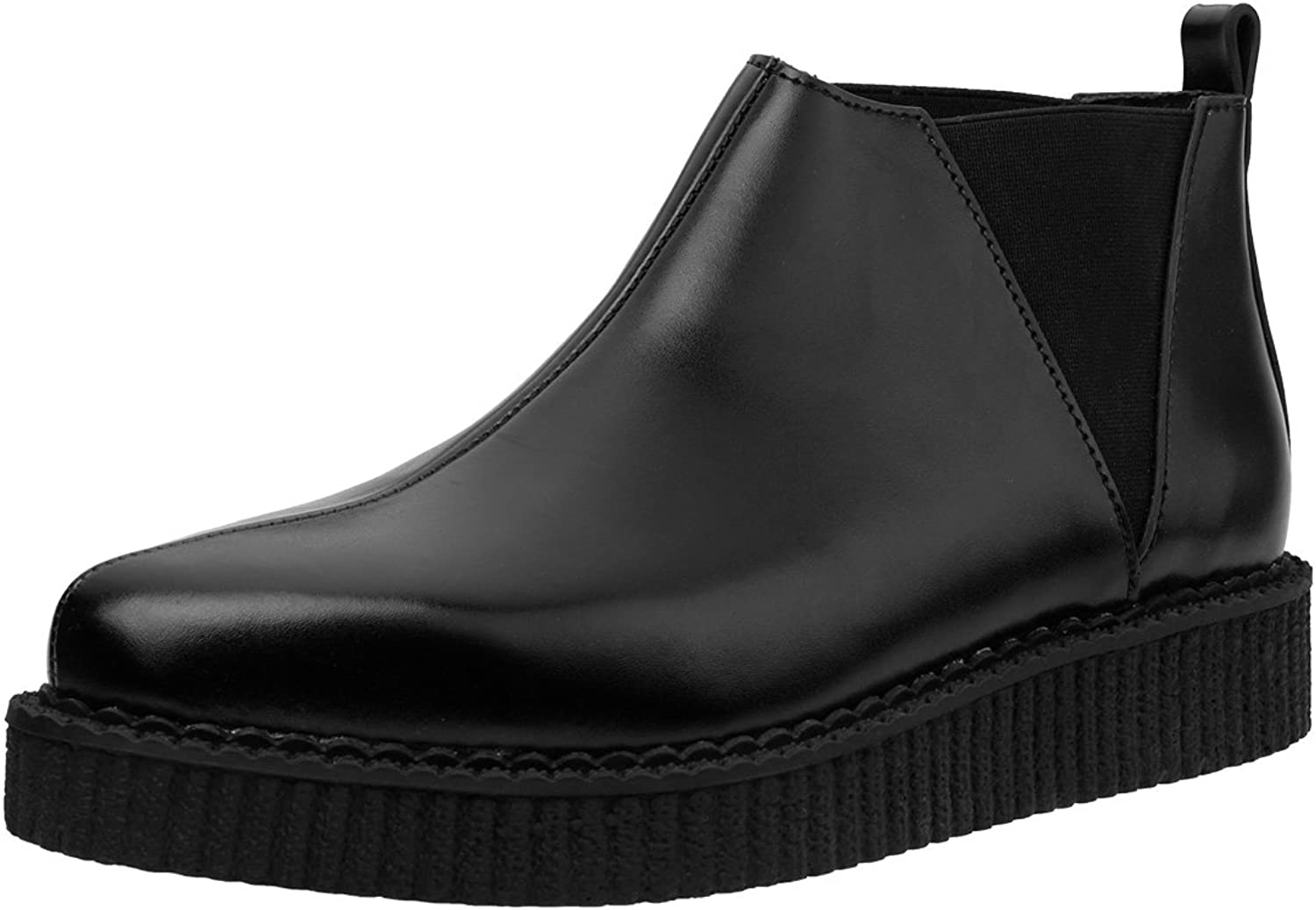 T.U.K. Original Footwear Unisex A9177 Creeper Chelsea Boot