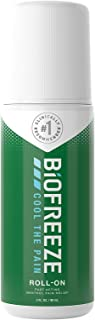 Biofreeze Pain Relieving Roll On, 89 ml