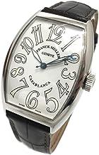 (フランクミュラー)FRANCK MULLER 5850 カサブランカ 自動巻き メンズ腕時計 腕時計 SS×革ベルト メンズ 中古