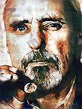 Posters-Galore Dennis Hopper Easy Rider APOLCOLYPSE Now Art