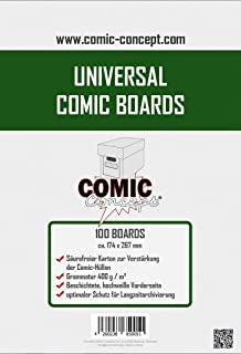Comic Concept Mid-Size Boards
