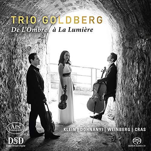 De L'Ombre À la Lumière/Trio Goldberg