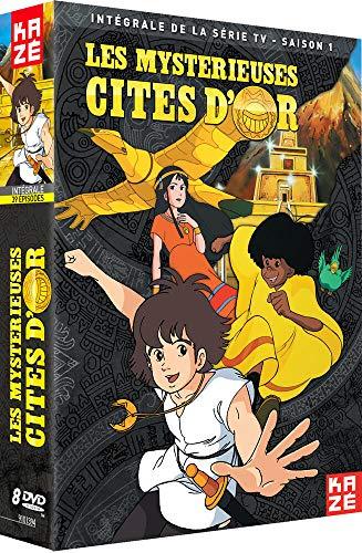 Les mystérieuses cités d'or - Intégrale Saison 1 [Édition remasterisée]