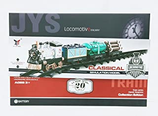 Classic Train Track Set With Lots Of Fun Accessories , 2724949901041