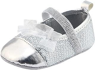 Weixinbuy Baby Girls' Mary Jane Shoes