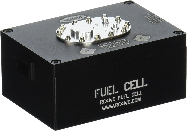RC4WD Billet Aluminum Fuel Cell Radio Box (schwarz) B00IS7XVVC Sonderkauf   | Zu einem erschwinglichen Preis