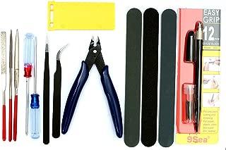 Pre Tagliato all Interno dei Punti Metallici di Coin Plastic Stapler Repair 100pcs 0.8MM Graffette Wave ETbotu Filo per Saldatura