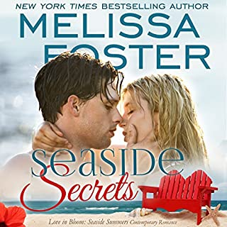 Seaside Secrets cover art