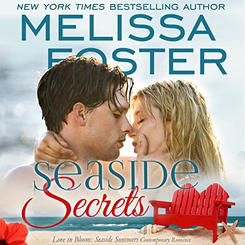 Seaside Secrets audiobook cover art