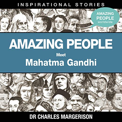 Meet Mahatma Gandhi audiobook cover art