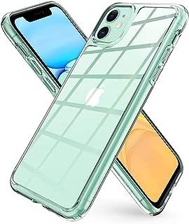 Spigen Quartz Hybrid Designed for Apple iPhone 11 Case (2019) - Crystal Clear